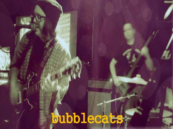 bubble cats