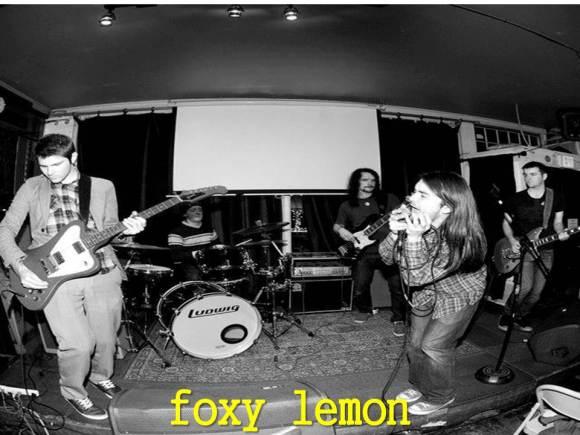 foxy  lemon